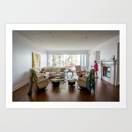 house3 Art Print