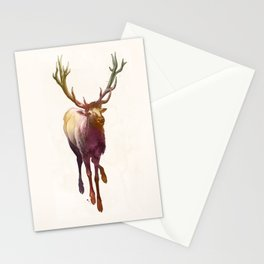 Elkish Stationery Cards
