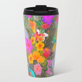 Floral VIII Travel Mug