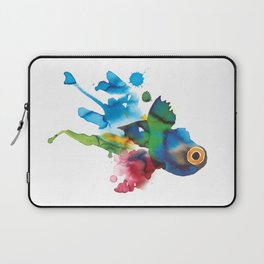 COLORFUL FISH 2 Laptop Sleeve
