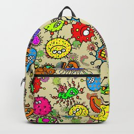 Doodle Germs Backpack