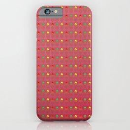 Baby-girls-pattern iPhone Case