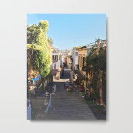 Street in Athens, Greece Metal Print