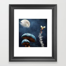 Tales of the Night Framed Art Print