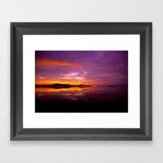 kkn Framed Art Print