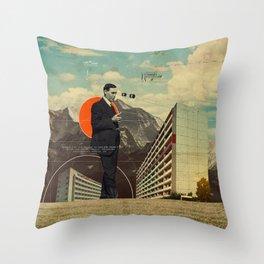 Φ (Phi) Throw Pillow
