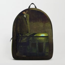 When the dead come home Backpack