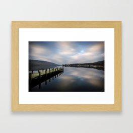 Coniston Water II Framed Art Print