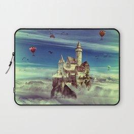 Laputa - Castle in the Sky Laptop Sleeve
