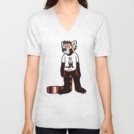 PandaCeption Unisex V-Neck