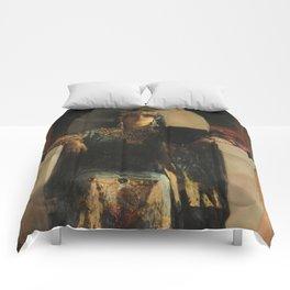 The Empress Theodora, Jean-Joseph Benjamin-Constant Comforters