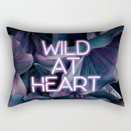 Wild at Heart Rectangular Pillow