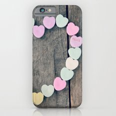 Peaceful Heart iPhone 6s Slim Case