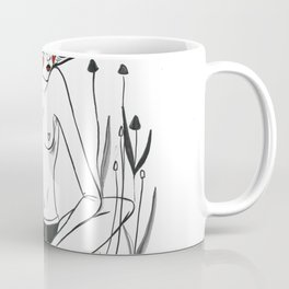 mushroom grl Coffee Mug