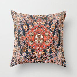 Djosan Poshti West Persian Rug Print Throw Pillow
