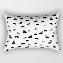 Boys Toys Rectangular Pillow