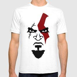 Kratos Face T-shirt