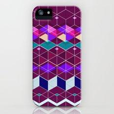 Cube Geometric IX iPhone (5, 5s) Slim Case
