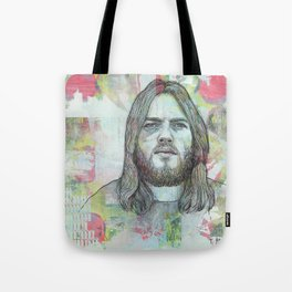 David Gilmour - Is There Anybody Out There Tote Bag