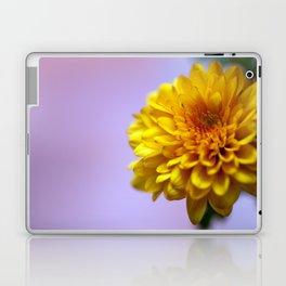 Chrysanthemum solitaire 8598 Laptop & iPad Skin