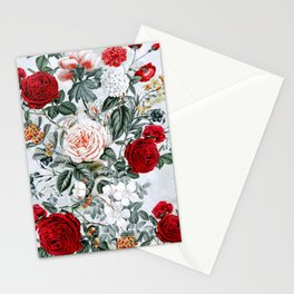 Spring In Bloom Stationery Cards