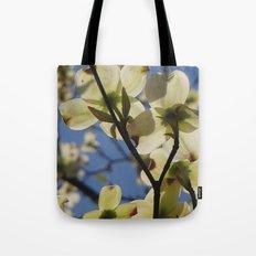 Dogwood Days of Spring Tote Bag