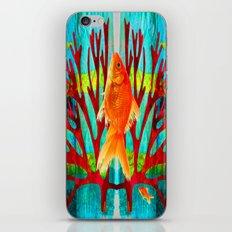 Golden Fish iPhone & iPod Skin