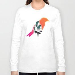Bird House Long Sleeve T-shirt