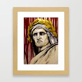 Canto 33 Framed Art Print