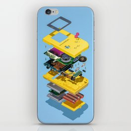 Assembly Required iPhone Skin