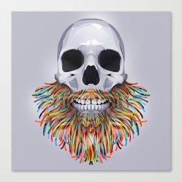 Will it beard Canvas Print