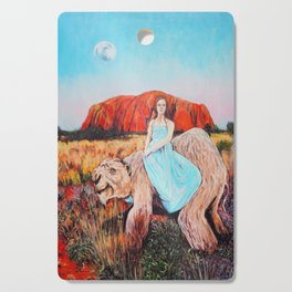 East of the Sun West of the Moon Cutting Board