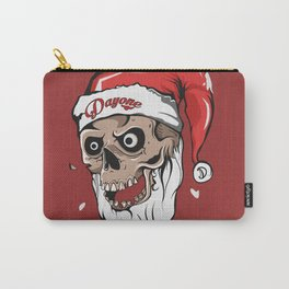Hello Christmas Carry-All Pouch
