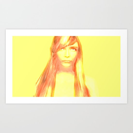 Barton Art Print