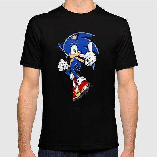 SONIC THE EDGEHOG T-shirt