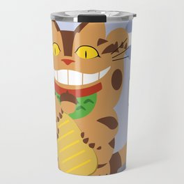 Lucky Catbus Travel Mug