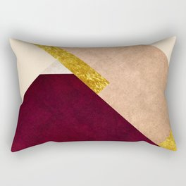 Modern Mountain No3-P1 Rectangular Pillow