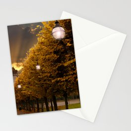 Avenue to the Castle at Windsor Stationery Cards