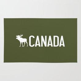 Canada Moose Rug