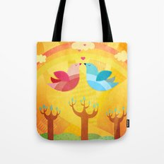 L'Amour... Tote Bag