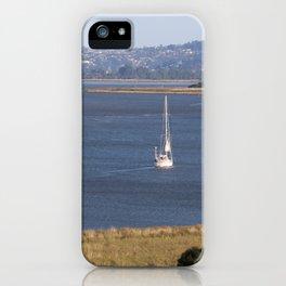 In too Port Launceston - Tasmania - Aus iPhone Case