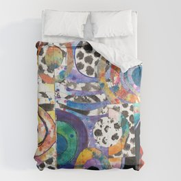 Symphony of Color by Raffa Comforters