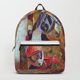 Dirt Man Backpack
