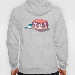 Stay Puft Smore Hoody