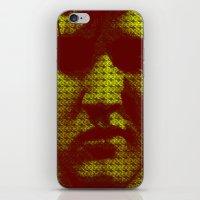 elvis iPhone & iPod Skins featuring Elvis by Ganech joe
