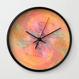 Clutter Nova Wall Clock