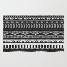 Ethnic Black Rug