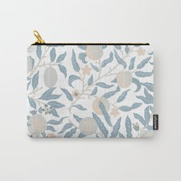 Vintage Floral Pattern 5 Carry-All Pouch