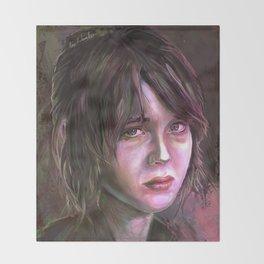 Ellen Page  Throw Blanket