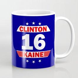 Clinton Kaine 16 Coffee Mug